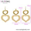 S-370 xuping 24k fashion heart shaped jewelry sets