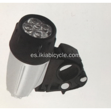 Luz LED frontal de bicicleta