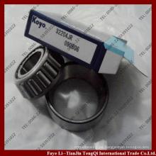 Rodamiento de rodillos cónicos de acero inoxidable 32208J2 / Q