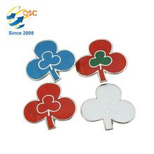 Direkter Verkauf Metall benutzerdefinierte Emaille Pins Abzeichen Custom