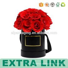 Embalaje de producto de flor Caja de papel de impresión