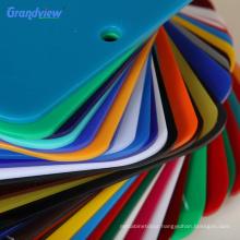 GOOD quality Customized size Transparent Cast Acrylic sheet/PMMA sheet/plexiglass sheet