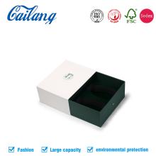 Пользовательские раздвижные ящики бумажные коробки для упаковки кофе