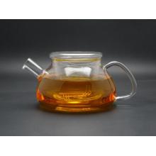 New Hot Sale Eco-Friendly Heat Resistant Borosilicate Double Single Wall Glass Teapot