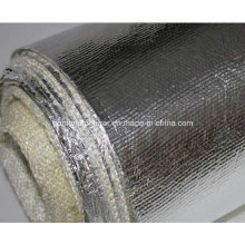 Fiberglass Woven Cloth with Aluminium Foil Radiation Protect