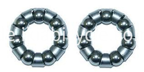 Ball and Ball Bearing Retainer