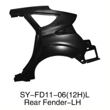 FORD FOCUS 2012 Rear Fender