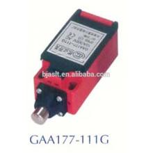 Limit switch / GAA177 série / elevador peças sobressalentes