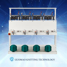 auto fully high speed soft bobbin winding machine(GUOSHENG)