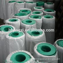 Embossed matt surface soft pvc sheet rolls