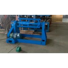 Verkauf von automatischer hydraulischer Stahlspulenabwickelhaspel aus Blech