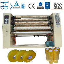 Máquina de corte e rebobinamento para fita de embalagem (XW-210)