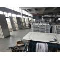 New Project White School Steel Security Entrance Metal Door