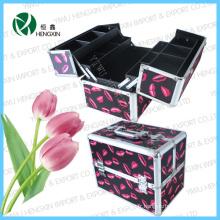 Coffre / boîte cosmétique de mode et de beauté (HX-C002KS)