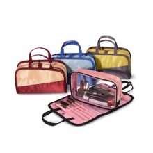 Removable Transparent Clear Pvc Small Cosmetic Bag Handbag