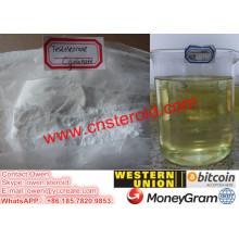 Cypionate de testostérone Suppléants musculaires Suppression de testostérone Cypionate en poudre