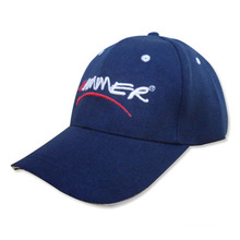 Fashion Cotton Polyester Twill Baseball Sport Cap (YKY3003)