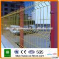 Valla caliente del hierro del hierro de la venta la mejor cerca del perímetro / cerca del gancho del acoplamiento de alambre