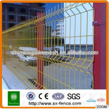 Clôture en fer à grande vente, clôture périmétrique / grillage métallique Clôture