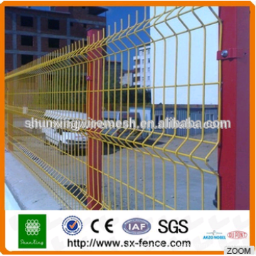 Забор для ограждения из нержавеющей стали