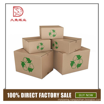 Custom printed shipping corrugated paper beer bottle carton box