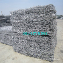 Hot-Dipped Galvanized Gabion Box, Gl Gabion (Peaceful-HP1069)
