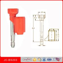 Selos de bala do parafuso de carga da segurança Jc-BS203 para caminhões