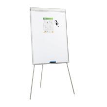 Whiteboard-Flipchart-Staffelei mit magnetischem Stativ