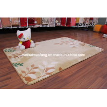 Printing Muslim Prayer Floor Carpet (MQ-CP008)
