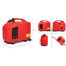 Home Use 2.6kw 2600W Small Portable Gasoline Power Digital Inverter Generators