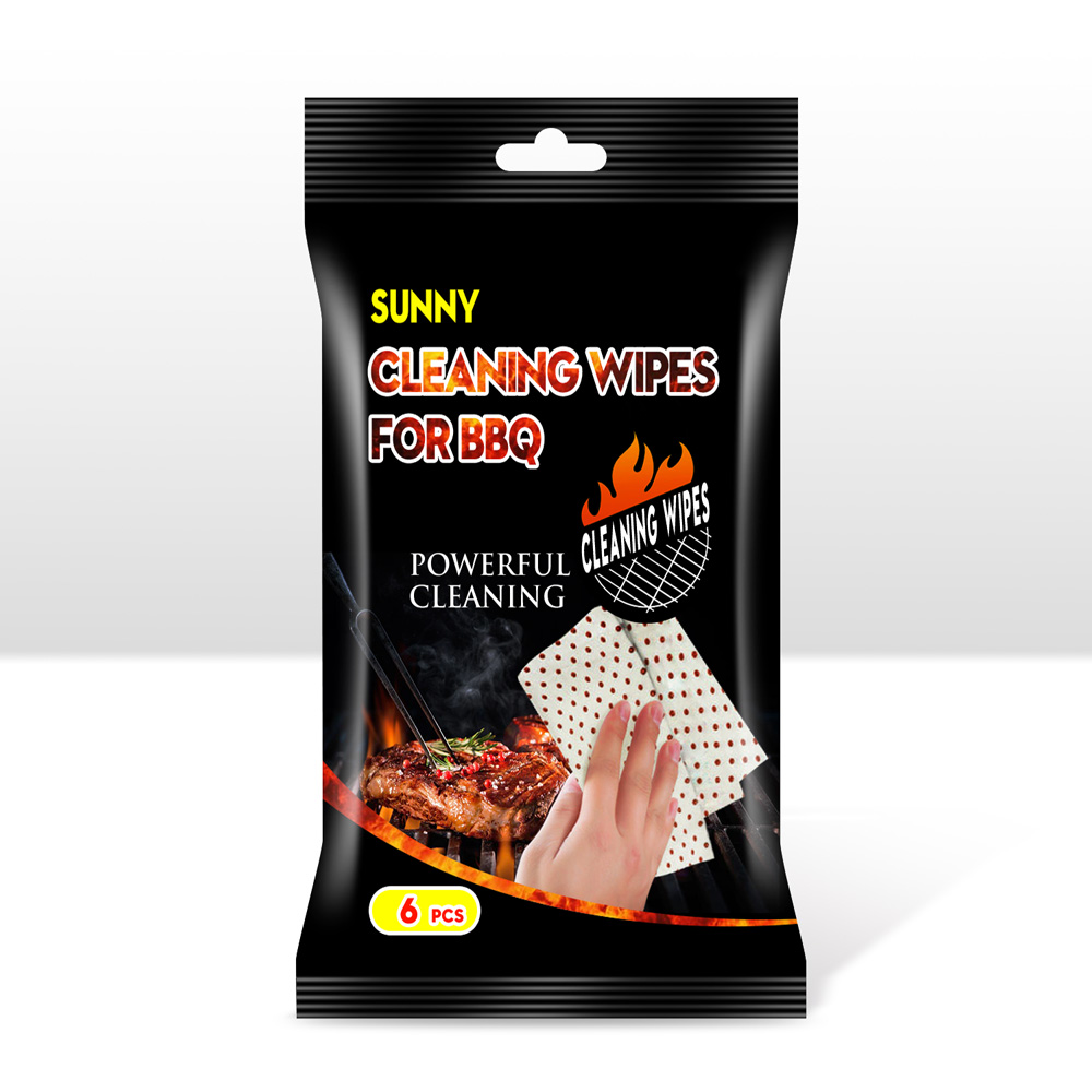 BBQ Cleaning Wipes