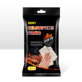BBQ Cleaning Wipes Remove Grease