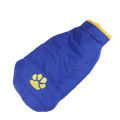 New Autumn and Winter Pet Clothes Dog Sports Cotton Vest Warm and Thick Pet Clothes