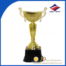 Metal Gold Plated Sport Championship Trophy