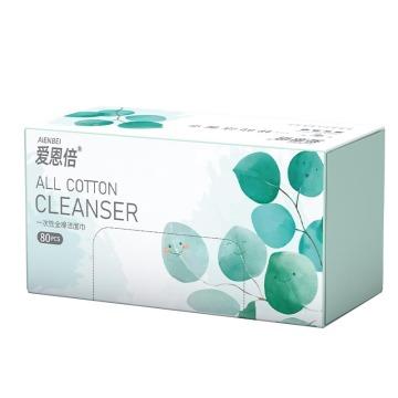 Toallitas limpiadoras desechables no tejidas de la mejor calidad