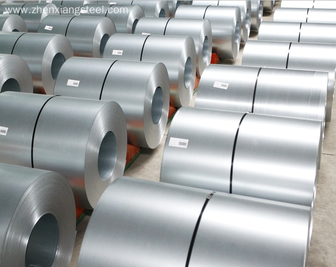 Hot dipped galvanized steel coil for roofing