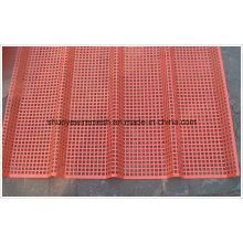 Maille en métal perforée en aluminium d'approvisionnement d'usine d'Anping
