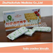 Soda Crackers & Biscoitos
