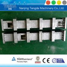 ¡Mejor calidad! Barril de tornillo utilizado para la máquina de fabricación de gránulos de plástico