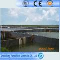 Geotextiles y geomembranas / Tela geotextil tejida y no tejida