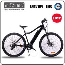 MOTORLIFE / OEM 26 polegadas 1000 W e-bike com CE, bicicleta elétrica de montanha de alta velocidade