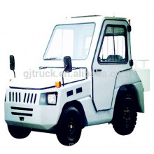 airport baggage Towing Tractor / airport luggage tow tractor /luggage tractor with diesel and electric power