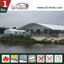 Wölben Sie Form-Haus 50 FT X 200 FT großes Bogen-Zelt für Ereignis im Freien