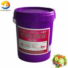 Adubo orgânico para tratamento aquático e aquático