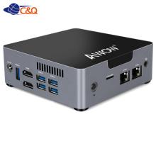 All In One Mini PC BOX 2*RJ45 2*HDMI