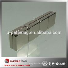 Strong NdFeB Magnet /Block Magnet /N40SH Grade