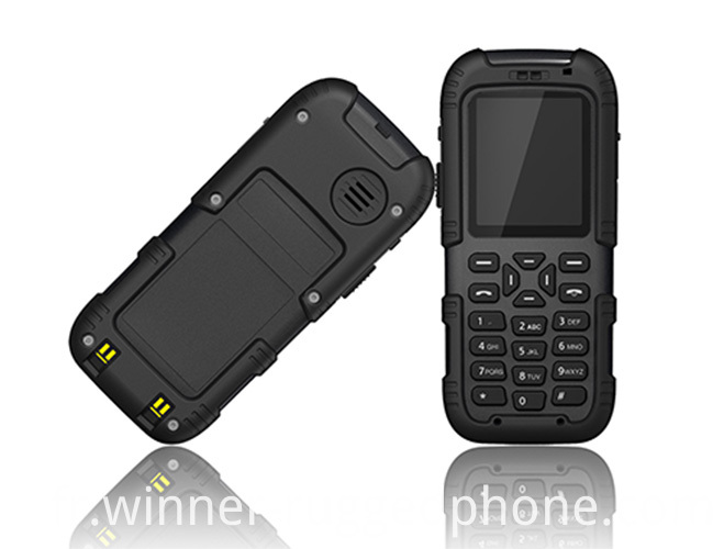 Intrinsic Safety Android VOIP Phone