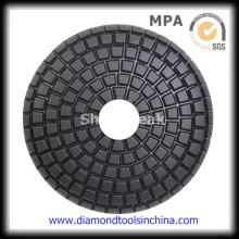 Flexible Diamantpolierpads