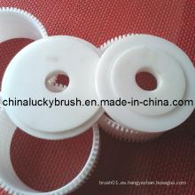 Repuestos de PVC de alta calidad para el cepillo de la máquina de arena (YY-173)