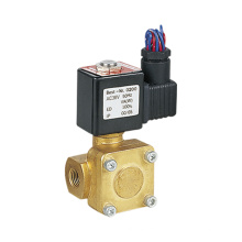 0927 Series 2/2 Way  Brass Body Pilot Acting Normally Closed 12V Solenoid Valve